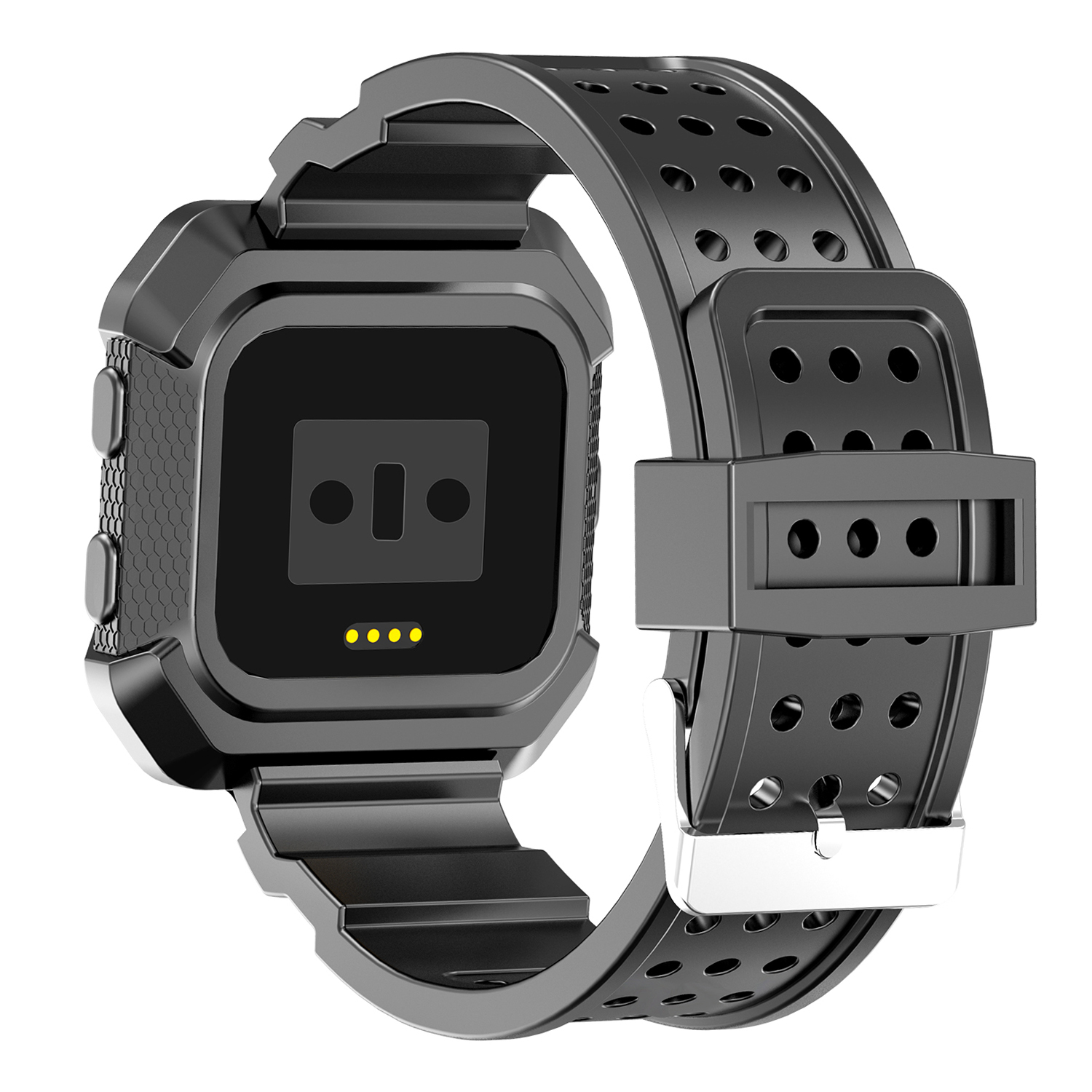 Fitbit Blaze Band - Protective Case with Strap Bands