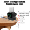 Apple Watch 4/3/2/1 & AirPods 1/2 Charging Stand Dock