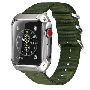 Apple Watch Case Cover 42mm with Fabric Bands